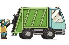 ikonka ze śmieciarką